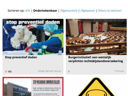petities.nl